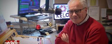 Jeff Gould Prairie Christmas Broadcast Studio KeloLand Living